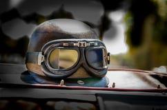 Красный шлем Barrons Стоковые Изображения RF