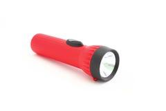 Красный электрофонарь Стоковое фото RF