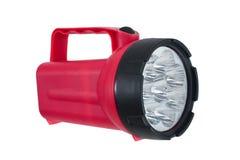 Красный электрофонарь Стоковая Фотография RF
