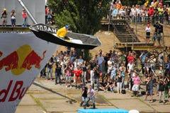 Красный Bull Flugtag 2010 Стоковые Фото