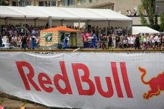 Красный Bull Flugtag 2010 Стоковое Фото