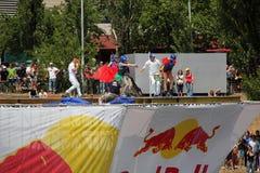 Красный Bull Flugtag 2010 Стоковые Фотографии RF