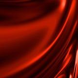 Красный drapery иллюстрация вектора