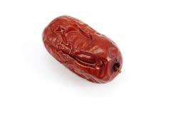 Красный jujube Стоковое Изображение