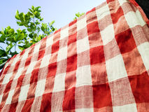 Красный loincloth Стоковые Изображения RF