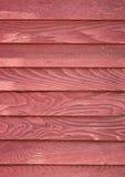красный siding Стоковые Изображения RF