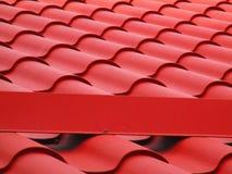 красный tiling Стоковое Изображение RF