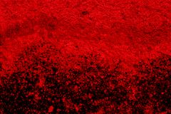 Красным огорченная grunge предпосылка текстуры стены Стоковая Фотография RF