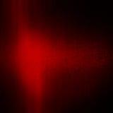 Красным почищенная щеткой grunge предпосылка металла иллюстрация вектора