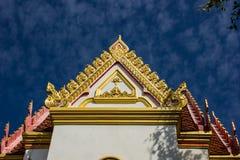 Красота виска, Таиланда и Азии Стоковое фото RF