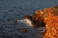 Красота волны Стоковая Фотография RF