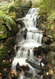 Красота водопада стоковое фото rf