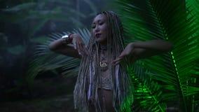 Красота в джунглях сток-видео