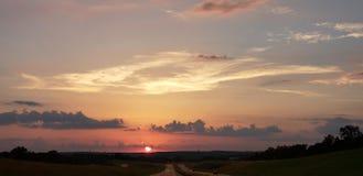 Красота в небе стоковая фотография
