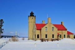 Красота зимы Стоковые Фотографии RF