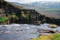 Красота Исландии Стоковое Фото