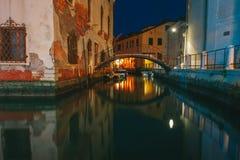 Красота Италии Венеции Стоковые Изображения