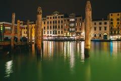 Красота Италии Венеции Стоковая Фотография RF