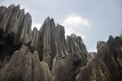 Красота каменного образования Стоковое Изображение RF