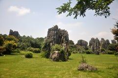 Красота каменного образования Стоковое Изображение