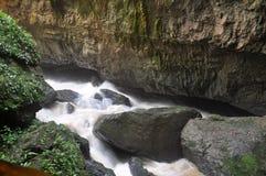 Красота каменного образования Стоковое Фото