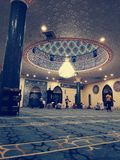 Красота мечети стоковые фотографии rf
