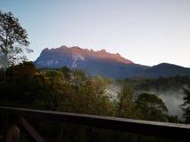 Красота национального парка Mount Kinabalu, Сабаха Борнео стоковое фото