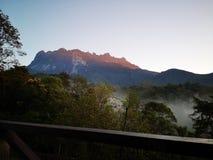 Красота национального парка Mount Kinabalu, Сабаха Борнео стоковая фотография