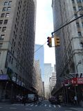 Красота Нью-Йорка стоковая фотография rf