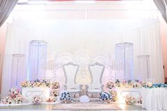 Красота традиционной свадьбы Стоковое фото RF