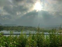Красота утра Стоковая Фотография