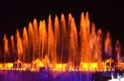Красота фейерверков Стоковая Фотография RF
