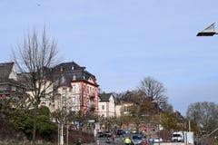 Красота Hausing немца стоковые фотографии rf