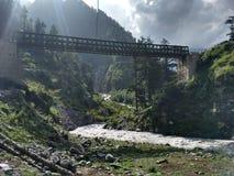 Красота himachal Стоковое фото RF