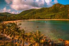 Красота seascape стоковые изображения rf