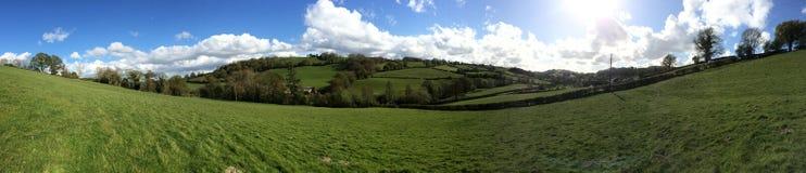Красота Welsh Стоковое фото RF