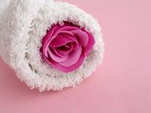 красотка ванны Стоковые Фото