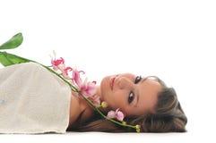 Красотка женщины Стоковые Фотографии RF
