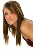красотка предназначенная для подростков Стоковое Изображение RF