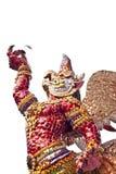 Статуя Garuda в Таиланде Стоковая Фотография RF