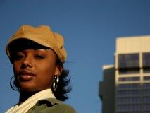 красотка урбанская Стоковые Фотографии RF
