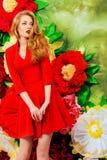 красотка цветет лето изображения фрактали Стоковая Фотография RF