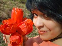 красотка 2 Стоковые Изображения