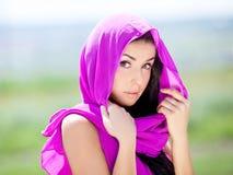красотка oriental Стоковое фото RF