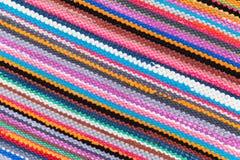 Красочная абстрактная картина половика заплатки Стоковые Фото
