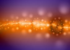Красочная абстрактная предпосылка плазмы Стоковые Фотографии RF