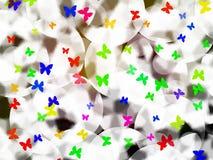 Красочная абстрактная предпосылка Стоковое Изображение RF