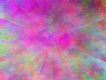Красочная абстрактная розовая голубая картина плазмы иллюзии Стоковое Изображение RF