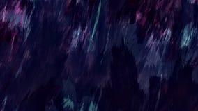 Красочная абстрактная текстура, картина акварели, брызгает, падает краски, мазков краски Дизайн для предпосылок, обоев, крышек иллюстрация штока