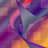 Красочная абстрактная фантазия Стоковые Фото